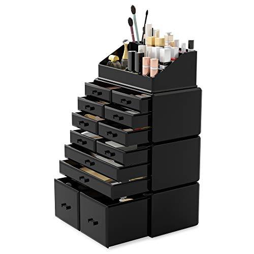 Readaeer - Organizador de cosméticos con 12 cajones