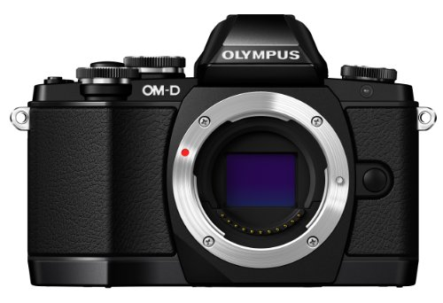 Olympus OM-D E-M10 Mirrorless Digital Camera...