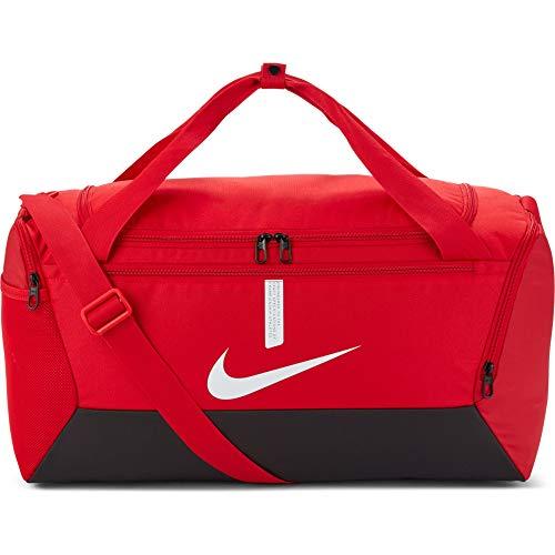 Nike Unisex's Academy Team-Sp21 Sports Bag, University Red/Black/White, One Size
