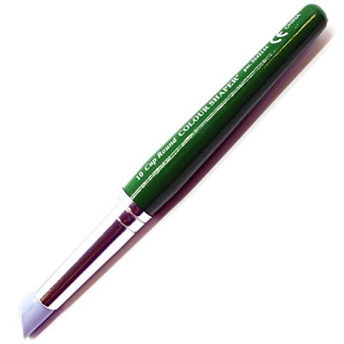 Colour Shaper Pointe Conique vert Taille 10