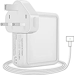 """Replacement charger AC adapter for Mac Book Air 11"""""""" 13"""""""" inch from End 2012 ;Compatible only with Mac Book Air (11-inch, Early 2015) ; Mac Book Air (13-inch, Early 2015) ; Mac Book Air (11-inch, Early 2014) ; Mac Book Air (13-inch, Early 2014) ; Mac..."""