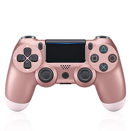 GamepadFor PS4 console Bluetooth controller for PS4 wireless game board for a game board PlayStation 4 handle Dualshock 4 joystick ps4 Rose Gold