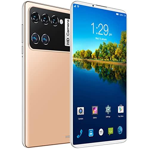 Natuogo Blocco Note Android da 7,85 Pollici, processore Quad-Core, Display IPS HD 1280x800, Laptop con Doppia Fotocamera, Bluetooth, GPS, Tablet PC