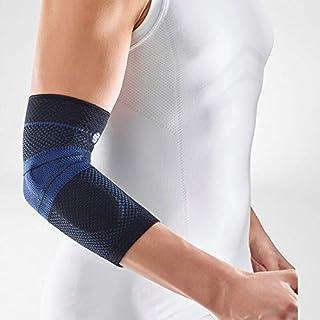 Bauerfeind - EpiTrain - پشتیبانی از آرنج - فشرده سازی آرنج گره ای قابل تنفس با هدف فشرده سازی برای درد مزمن آرنج ، پشتیبانی از تاندون های بازو
