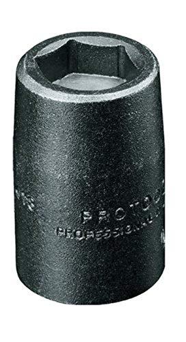 "Proto J7210MHF 3/8"" Drive Metric High Strength Magnetic Impact Socket,10mm,6 Pt"