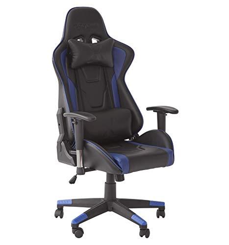 X Rocker Bravo PC Office Gaming Chair BLUE [Importación inglesa]