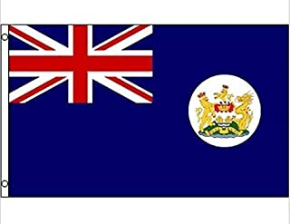 Montree Shop Old Flag of Hong Kong British Colony 3x5 ft Historic