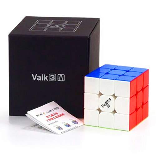 QiYi Valk3 Power ステッカーレス 競技向け 3x3x3キューブ The Valk 3 Power Stickerless