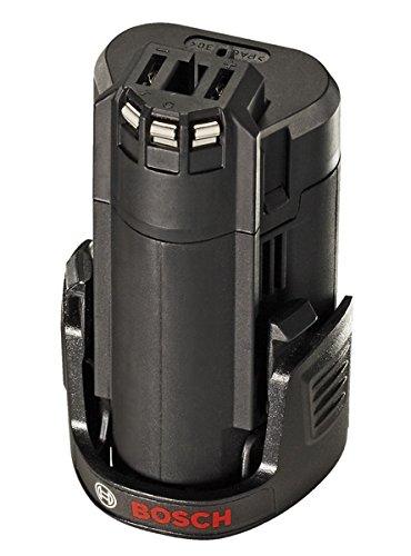 Bosch Professional 10,8 Volt Ersatz Akku (für Li-Ionen Geräte von Bosch für Heimwerker und Garten)