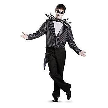 The Nightmare Before Christmas - Jack Skellington Costume  42-46