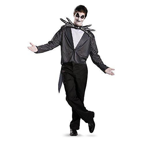 The Nightmare Before Christmas - Jack Skellington Costume (42-46)