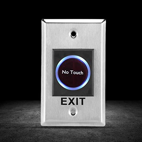Interruptor de Apertura de Puerta de Acero Inoxidable Contacto COM