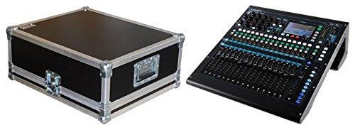 Allen & Heath qu z40-a-16C Digital mesa de mezclas (Incluye Case,...