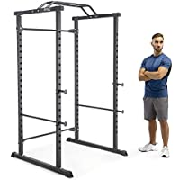 Circuit Fitness Walk-in Power Cage with Multi-Position Grip Bar