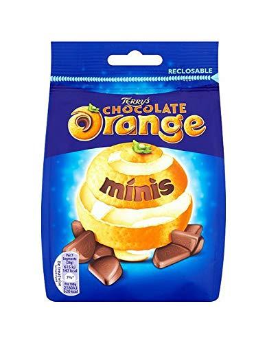 Cadbury Terrys Chocolat à lOrange en Sac 99 g