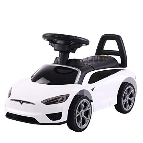 mmq Coche de Juguete Twist Car Swing Car Scooter Infantil Coche de Juguete Swing Car 1-3 años Baby Walker