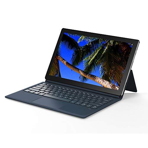tablet PC PC HD de 11,6 Pulgadas con resolución 1080P Pantalla LCD IPS HD de 6GB + 128GB Solo admite WiFi de Doble Banda Batería de 6000 mAh para Juegos, Oficina, Aprendizaje, Entretenimiento