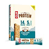 Clif Bar Whey Protein Snack Bars Flavor Coconut Almond Chocolate, 15.84 oz