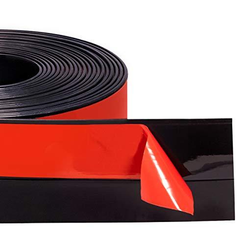 隙間テープ ドア下部隙間テープ サッシや窓用すきまテープ 気密 ホコリや花粉侵入防止(3cm*620cm)ブラック