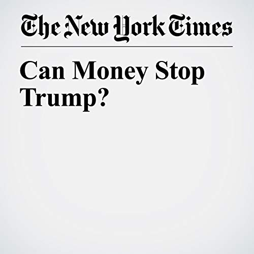 Can Money Stop Trump? copertina