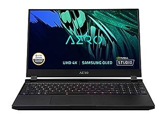 "GIGABYTE AERO 15 OLED KD - 15.6"" UHD 4k AMOLED IPS, Intel Core i7, NVIDIA GeForce RTX 3060 Laptop GPU 6GB GDDR6, 16GB RAM, 512 GB SSD, Win10 Pro, Creator Laptop (AERO 15 OLED KD-72US623SP) (B093Z1FZV7) | Amazon price tracker / tracking, Amazon price history charts, Amazon price watches, Amazon price drop alerts"