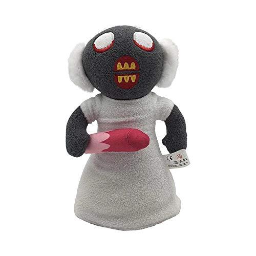 ZHAOHUIYING Holiday Muñecas para Amigos 25cm De Terror Abuela De Juguete De Felpa Suspense Juego La...