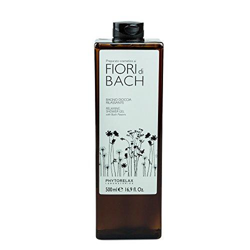 Phytorelax Gel douche relaxant aux fleurs de Bach 500 ml