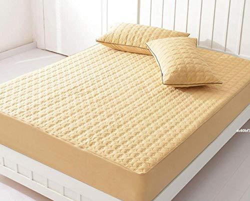 lxylllzs All-Inclusive rutschfeste Bettbezug, Gesteppte sechsseitige...