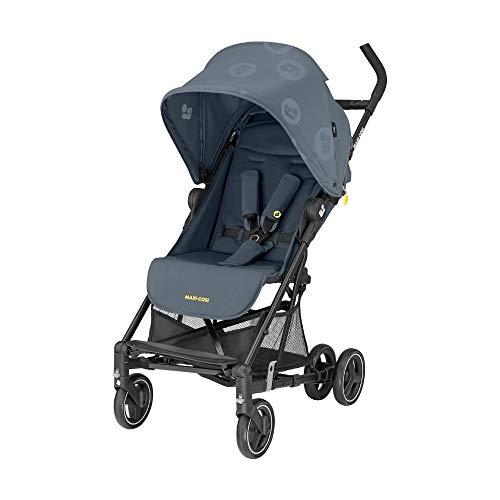 Maxi-Cosi Mara Buggy, sehr leichter und kompakter Kinderbuggy mit 3 Liegepositionen, geeignet ab der Geburt bis ca. 4 Jahre (max. 22 kg), Brave Graphite