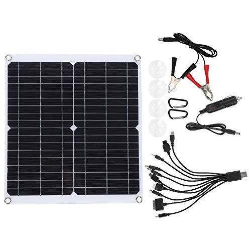 Estable del cargador de batería solar del panel solar de 20W 18V para los coches que cargan con la protección contra sobrecarga