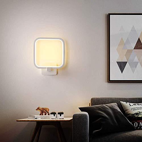 Verlichting LED wandlampen wandlamp slaapkamer leeslamp nachtlicht hangend bedlampje woonkamer study hal trapwand-achtergrond wit 14W licht in binnenplaats