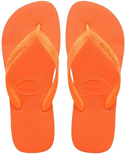 Havaianas Unisex-Erwachsene Top Zehentrenner, Orange (Neon Orange), 37/38 EU