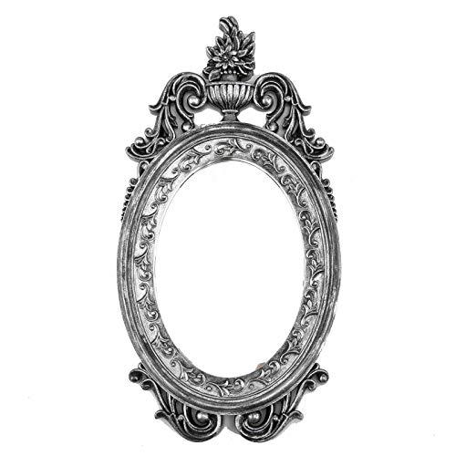 Espejo Antiguo de Halloween PVC de 25x47 cm - LOLAhome