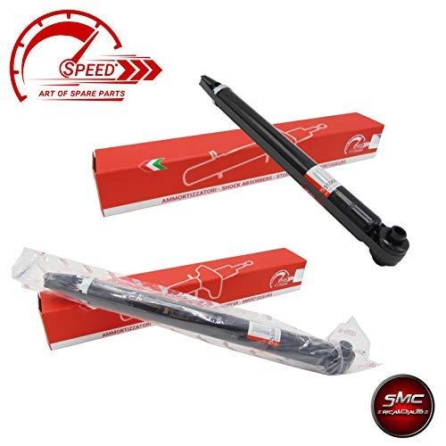 ricambi auto smc Kit 2 AMMORTIZZATORI Speed Posteriori SPS55069
