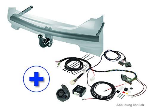 WESTFALIA Automotive 305450900113Starre Remolque con 13Pines Vehículo Índice Pesca Juego eléctrico
