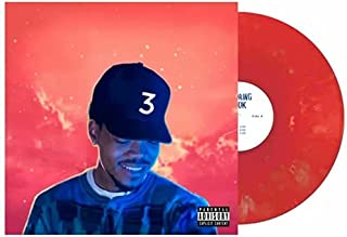 Coloring Book - Exclusive Limited Edition Red Orange Mix Colored Vinyl 2LP