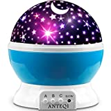 Starry Sky Night Lamp for Kids Gifts for 1-12 Year Old Boys Girls, Star Projector Night Light Projection Lamp Ceiling Stars Glow in The Dark