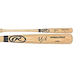 Will Smith Autographed Bat