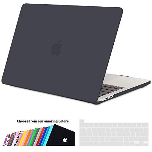 ✅ Compatibile: la custodia per MacBook pro 13 e la copertura della tastiera sono compatibili solo con MacBook Pro da 13 pollici 2020, modello A2251 e A2289 con Touch Bar. ❌Non compatibile: la cover non può adattarsi al Macbook Pro 2016 2017 2018 2019...