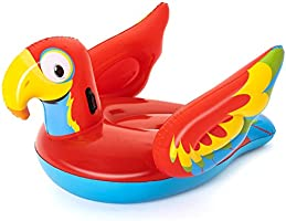 Bestway Peppy Parrot Ride-On for Unisex, Multi Color - 26-41127
