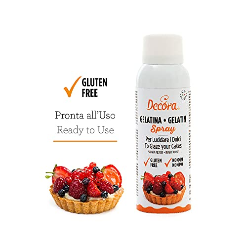 Decora Gelatina Spray 125 ml