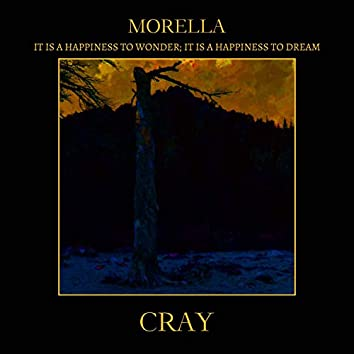 Morella Part I: It is a Happiness to Wonder, It is a Happiness to Dream