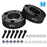BDFHYK 3'' Front Leveling Lift Kit Compatible with 2007-2021 Silverado/ Chevy Avalanche/ GMC Sierra/Suburban 1500/Yukon/Tahoe 2WD/4WD Front Strut Spacers
