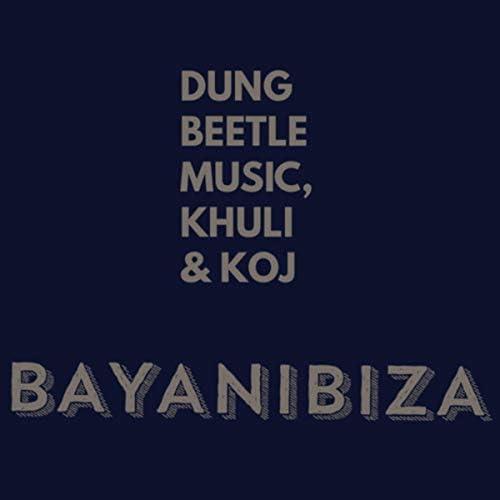 Dung Beetle Music, Khuli & KOJ