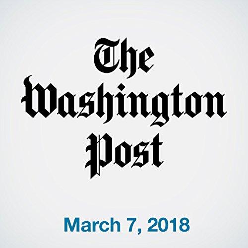 March 07, 2018 copertina