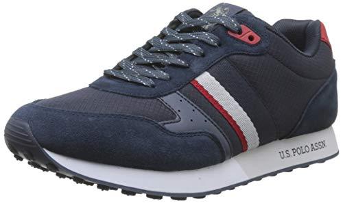 U.S. POLO ASSN. JULIUS1, Sneaker Uomo, (Blu (Dk Bl 002), 44 EU
