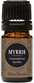 Edens Garden Myrrh Essential Oil, 100% Pure Therapeutic Grade (Highest Quality Aromatherapy Oils- Inflammation & Skin Care), 5 ml