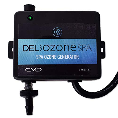 Delo Zona APG U 120/240V Generador de Ozono Agua Cuidado Agua Tratamiento Whirlpool Jacuzzi accesorios TÜV CE salpicaduras