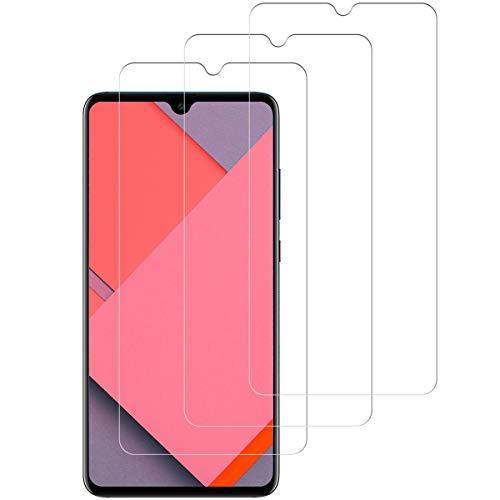 SNUNGPHIR [3 Pièces Verre Trempé pour Huawei Mate 20X, Film Protection écran pour Huawei Mate 20X, [Easy-Install] [sans Bulles d'air] [Dureté 9H, 3D-Touch, 2.5D Arrondi ] Haut Définition