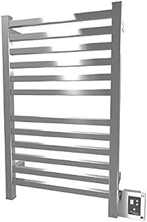 Amba Q 2033 B Quadro Brushed Stainless Towel Warmer 20 x 33